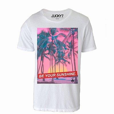 Camiseta Lucky Seven - Be Your Sunshine