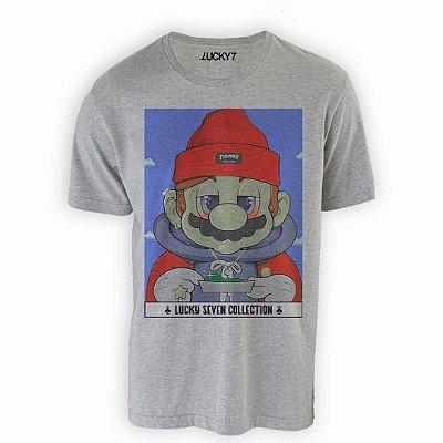 Camiseta Lucky Seven - Crazy Mário