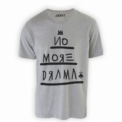 Camiseta Lucky Seven - No More Drama