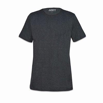 Camiseta Mescla - Preta