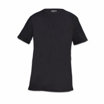 Camiseta texturizada - Preta