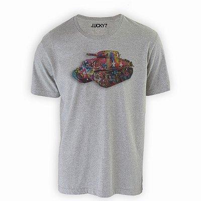 Camiseta Lucky Seven -  War Art
