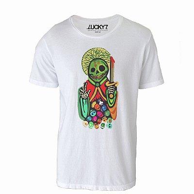 Camiseta Lucky Seven - Skull Sword