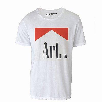 Camiseta Lucky Seven - Marlboro Art