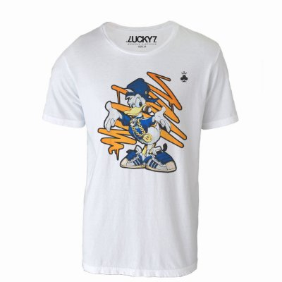 Camiseta Lucky Seven - Donald Rapper