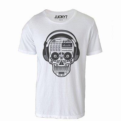 Camiseta Lucky Seven - DJ Caveira