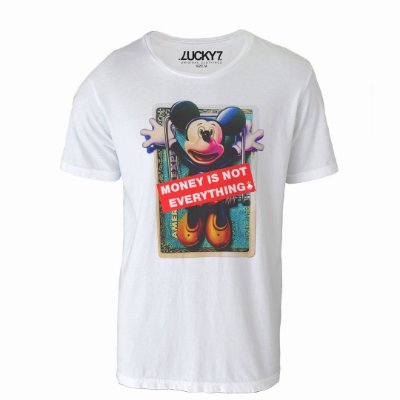 Camiseta Lucky Seven - Desperate Money