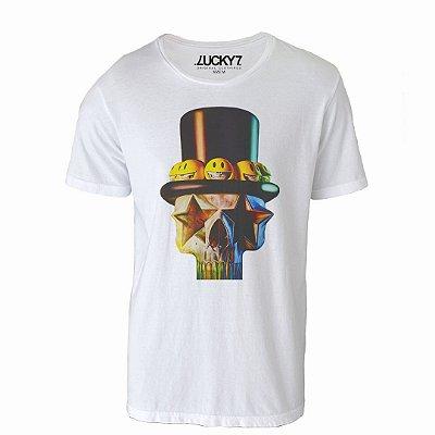 Camiseta Lucky Seven - Happy Hat