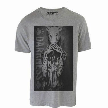 Camiseta Darkness - LIQUIDAÇÃO