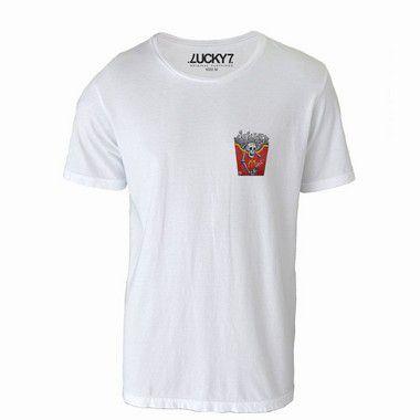 Camiseta - Potato Dead LIQUIDAÇÃO