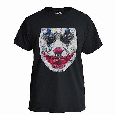 Camiseta Lucky Seven Preta - Joker