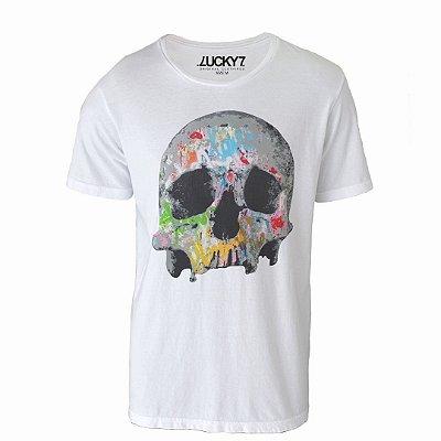 Camiseta Lucky Seven - Urban Skull