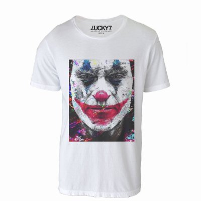 Camiseta Lucky Seven - Joker