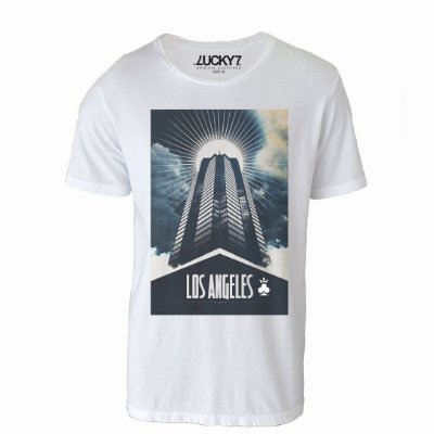 Camiseta Lucky Seven - Los Angeles