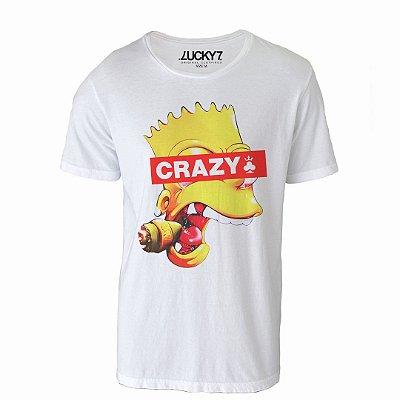 Camiseta Lucky Seven - Psycho Bart