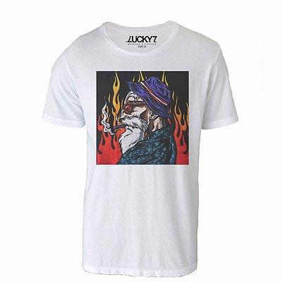 Camiseta Lucky Seven - Mestre Kame