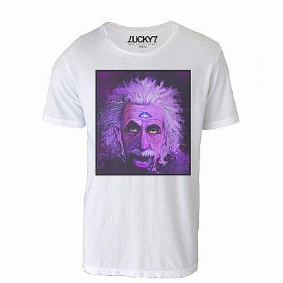 Camiseta Lucky Seven - Einstein Chakra