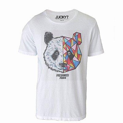 Camiseta Lucky Seven - Geometric Pamda