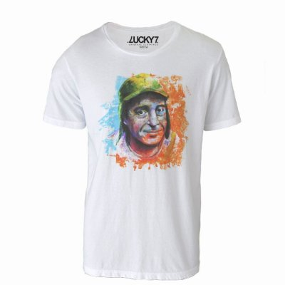 Camiseta Lucky Seven - Chaves Art