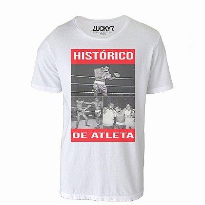 Camiseta Lucky Seven - Histórico de Atleta