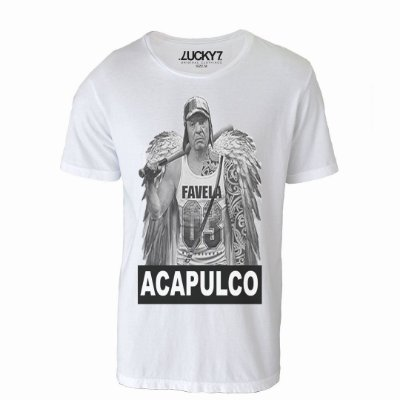 Camiseta Lucky Seven - Chaves Acapulco