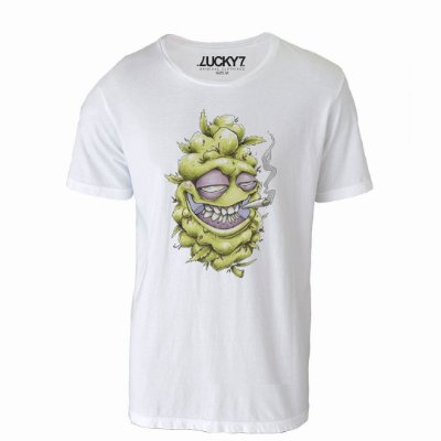Camiseta Gola Básica - Crazy One