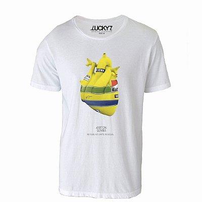 Camiseta Gola Básica - No Fears, No limits