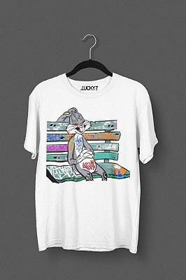 Camiseta Lucky Seven - Pernalonga
