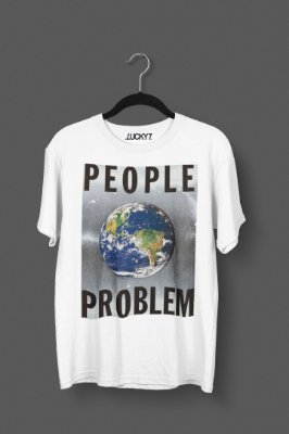 Camiseta Lucky Seven - People Problem