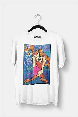 Camiseta Gola Básica - Taz