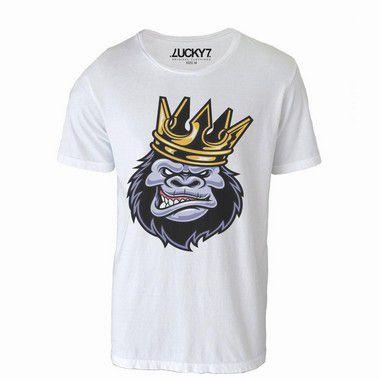 Camiseta Lucky Seven LIQUIDAÇÃO - King Gorilla