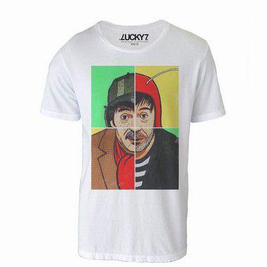 Camiseta Lucky Seven LIQUIDAÇÃO Bolanos Part