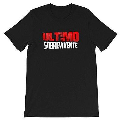 CAMISETA ULTIMO SOBREVIVENTE - UL