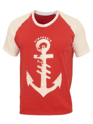 Camiseta Raglan Anchor