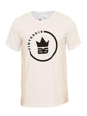 Camiseta Brand White
