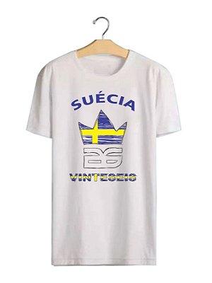 Camiseta Suécia