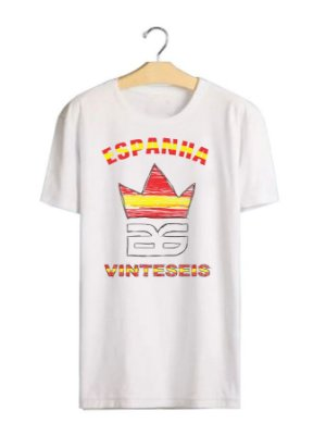 Camiseta Espanha