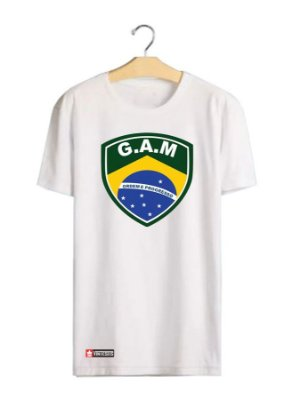 Camiseta Vinteseis Flag Gam