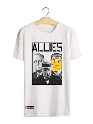 Camiseta Aliados