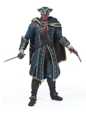 Assassins Creed Haytham Kenway, Edward James Kenway