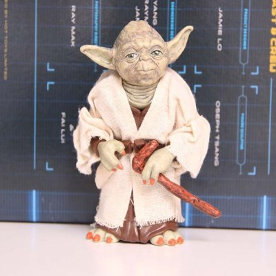 Star Wars Cavaleiro Jedi Mestre Yoda