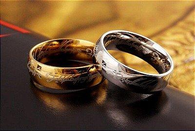 Anéis Estilo Coleção O Série Senhor dos Anéis