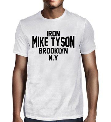 Camiseta Iron Mike Tyson Brooklyn