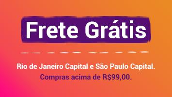 FRETE GRATIS SP E RJ