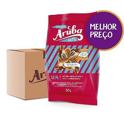 Aruba Nuts - Sementes - Cx. 36 pacotes