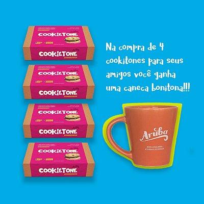04 Cookietones + Caneca Aruba - Promoção de Natal