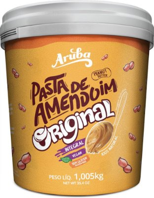 Pasta de Amendoim Original