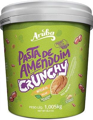 Pasta de Amendoim Crunchy