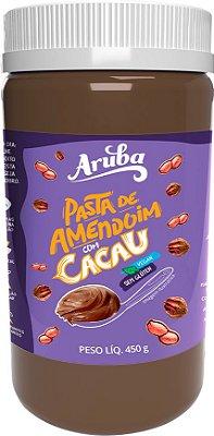 Pasta de Amendoim - Cacau - 450gr