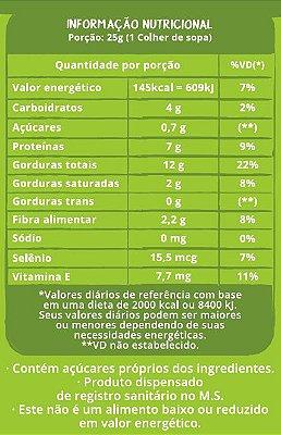 Pasta de Amendoim Crunchy - 450gr